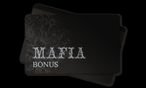 plastic card Мафия